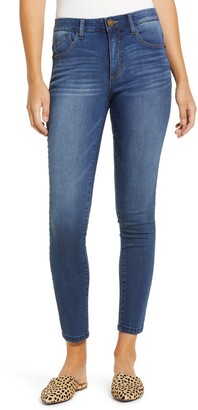 Wit & Wisdom Ab-Solution High Waist Crop Jeans