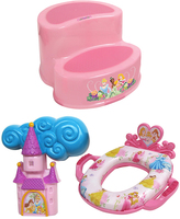 Disney Princess Deluxe Potty Training Set