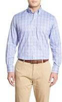 Tailorbyrd 'Russelia' Regular Fit Plaid Sport Shirt