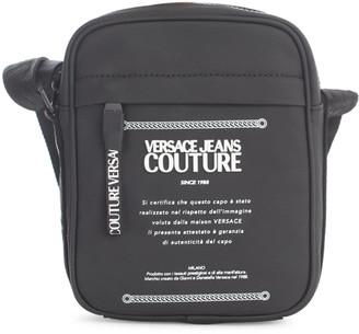 Versace Jeans Couture Canvas Shoulder Bag