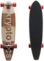Kryptonics 36-Inch Blocktail Longboard Skateboard