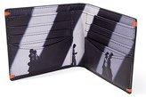 Safelake Genuine Cow Leather Full-Grain Money Clip Billfold Men Wallet ID Passcase