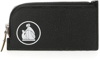 Lanvin Mother And Child Zipped Wallet