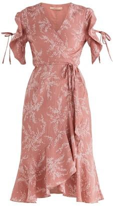 Paisie Hera Print Dress