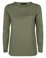 Jaeger Jersey Long-Sleeved T-Shirt