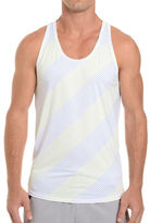 2xist Trainer Tech Dotted Racerback Tank