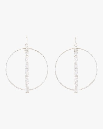 Stephanie Kantis Column Round Earrings