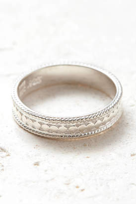 Anna Beck Silver Authenticity Ring Silver 8