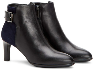 Aquatalia Danee Weatherproof Leather Bootie