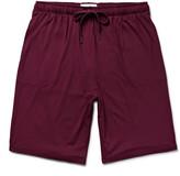Derek Rose - Basel Stretch Micro Modal Jersey Pyjama Shorts