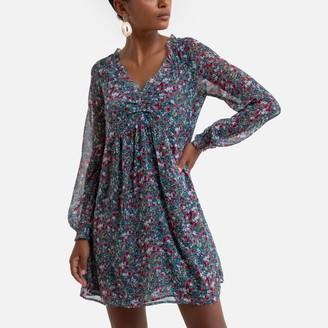 Pepe Jeans Short Floral Dress