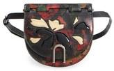 3.1 Phillip Lim 'Hana' Floral Belt Bag - Black