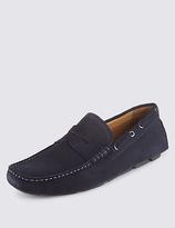 Blue Harbour Suede Driving Shoes