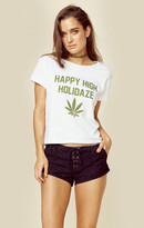 Private Party happy high holidaze t-shirt