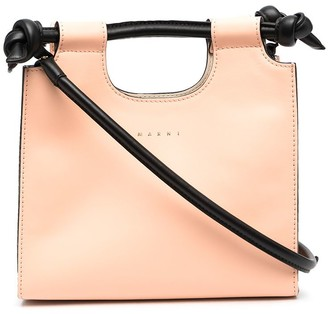 Marni small Marcel knot crossbody bag