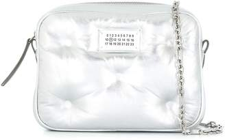 Maison Margiela logo patch crossbody bag