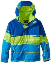 Quiksilver Snow Boys 8-20 Mission Youth Jacket