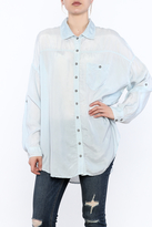 Pete & Greta Cupra Button Down