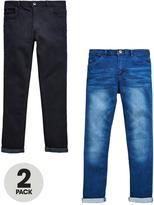 Very Boys Skinny Jeans (2 Pack)