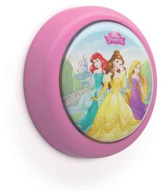 Philips Disney Princess Battery Powered LED Push Touch Kids Toddler Night Light