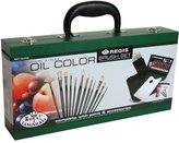 Royal & Langnickel Wooden Box Art Set-Oil Painting 30Pc