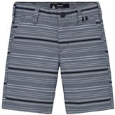 Hurley Boys 4-7 One & Only Walkshort Striped Shorts