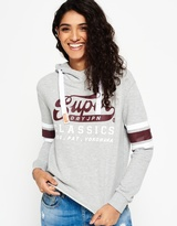 Superdry Classics Cropped Hoodie