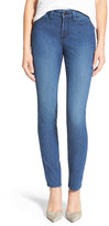 NYDJ Alina Stretch Skinny Jeans (Yucca Valley) (Petite)