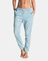 Roxy Womens Easy Beachy Denim Pant