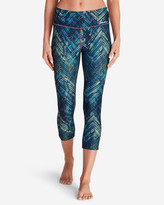 Eddie Bauer Women's Movement Capris - Print
