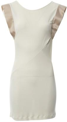 Barbara Bui Ecru Python Dress for Women