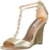 Badgley Mischka Women's Camryn II Wedge Sandal