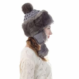Mimihuhu Faux Fur Women hat