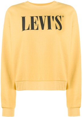 Levi's Diana relaxed-fit sweatshirt