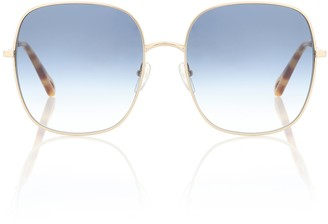 Chloé Eliz oversized sunglasses