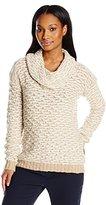 Calvin Klein Women's Chunky Cowl Sweater