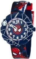 Flik Flak Watches FLSP001 – Wristwatch Chico, Fabric, Color Multicolor