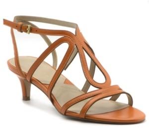 Adrienne Vittadini Women's Safara Strappy Sandals Women's Shoes