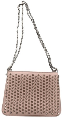 Christian Louboutin Triloubi Pink Leather Handbags