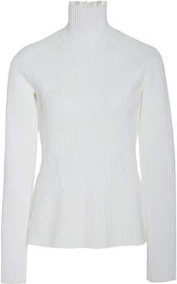 Carolina Herrera Rib Knit Sweater Size: XL