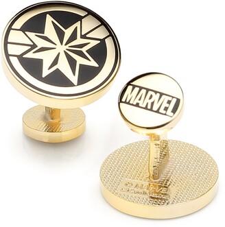 Cufflinks Inc. Captain Marvel Cuff Links