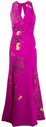 Etro floral evening gown