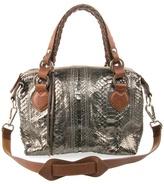 PAURIC SWEENEY - Python mini overnight bag
