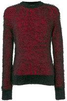 Saint Laurent crew neck sweater - men - Polyamide/Wool - S