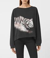 AllSaints Tora Lo Sweatshirt