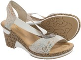 Rieker Roberta 62 Wedge Sandals - Leather (For Women)