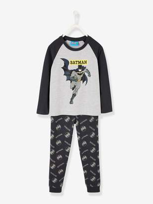 Vertbaudet Two-tone Pyjamas for Boys, Justice League, Batman