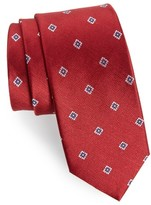 The Tie Bar Men's Medallion Flare Silk Tie