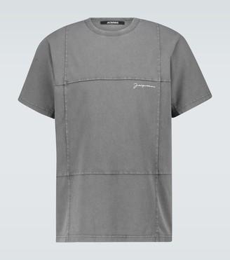 Jacquemus Le T-shirt Carro top