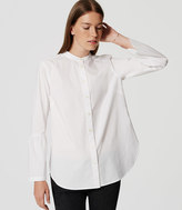 LOFT Bell Sleeve Softened Shirt